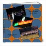 Westwood Band - 8x8 Photo Book (20 pages)