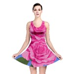 Roses Collections Reversible Skater Dress