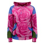 Roses Collections Women s Pullover Hoodie