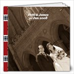 The Wedding of Petti & James1 - 12x12 Photo Book (30 pages)