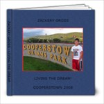 Cooperstown - 8x8 Photo Book (39 pages)