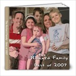 2007-2008 - 8x8 Photo Book (30 pages)