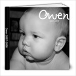 owenII - 8x8 Photo Book (39 pages)