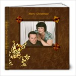 Mom s Gift Album - 8x8 Photo Book (30 pages)