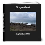 coast 2008 - 8x8 Photo Book (20 pages)