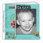 8x8 for 2008 - 8x8 Photo Book (20 pages)