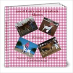 fairs and livestock shows2 - 8x8 Photo Book (20 pages)