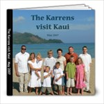 Kaui-Rachel - 8x8 Photo Book (20 pages)
