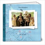 2008 grandma margaret book - 8x8 Photo Book (30 pages)