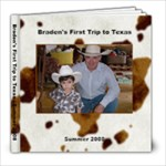 Braden - 8x8 Photo Book (20 pages)