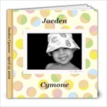 Jaeden Cymone - 8x8 Photo Book (20 pages)