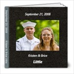 Little album - 8x8 Photo Book (20 pages)