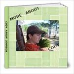 Cody 2 - 8x8 Photo Book (30 pages)
