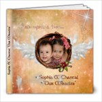 Sophia&Chantal I - 8x8 Photo Book (30 pages)