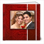 Wedding Theme Demo - 8x8 Photo Book (20 pages)