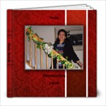 Ti Mely - 8x8 Photo Book (20 pages)