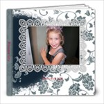 I am a princess - 8x8 Photo Book (20 pages)