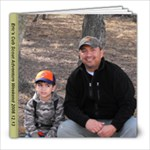 Cub Scout Adventure 2008 - 8x8 Photo Book (20 pages)