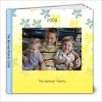 2008 theme - 8x8 Photo Book (20 pages)