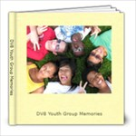 DV8 Memories Remake - 8x8 Photo Book (20 pages)