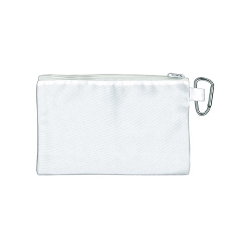 Canvas Cosmetic Bag (Small)