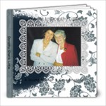 Jane s Book of her Mom - 8x8 Photo Book (20 pages)