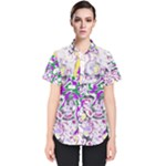 Sketchlines01 Women s Short Sleeve Shirt