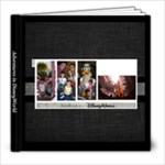 20 Page Orlando - 8x8 Photo Book (20 pages)