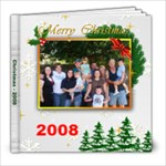 Christmas 08 - 8x8 Photo Book (20 pages)