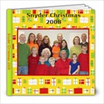 grangran christmas 2008 - 8x8 Photo Book (20 pages)