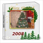 christmas time 2008 - 8x8 Photo Book (20 pages)