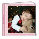 Alaina s First Birthday - 8x8 Photo Book (20 pages)