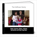 Hoffmann Family 2008 - 8x8 Photo Book (20 pages)