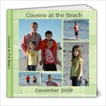 Beach trip - 8x8 Photo Book (20 pages)