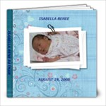 isabella s book - 8x8 Photo Book (20 pages)