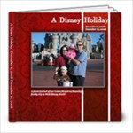 Disney World 12-2008 - 8x8 Photo Book (20 pages)