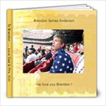 brandonD - 8x8 Photo Book (20 pages)