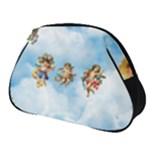 clouds angel cherubs  Full Print Accessory Pouch (Small)