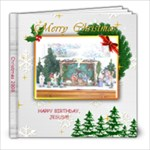 GREIVENKAMP CHRISTMAS ALBUM - 8x8 Photo Book (20 pages)