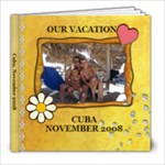 Cuba - 8x8 Photo Book (20 pages)