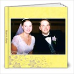 Matt s & Alana s Wedding - 8x8 Photo Book (20 pages)