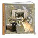 Xander Mountain Mastiffs - 8x8 Photo Book (20 pages)