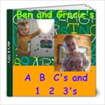 abcde book - 8x8 Photo Book (39 pages)