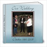 WeddingBook1 - 8x8 Photo Book (20 pages)