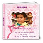 akshitha - 8x8 Photo Book (20 pages)