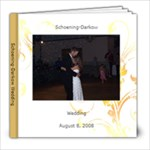 SchoeningDarkow Wedding - 8x8 Photo Book (20 pages)