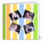 PARTY TIME - 8x8 Photo Book (20 pages)