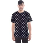 Halloween Skulls Crossbones Men s Sports Mesh Tee
