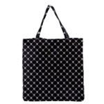 Halloween Skulls Crossbones Grocery Tote Bag