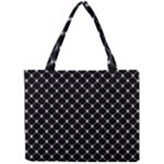 Halloween Skulls Crossbones Mini Tote Bag